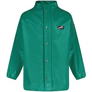 Alpha Solway Chemmaster Jacket Green Medium