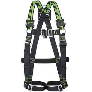 Harnais antichute Honeywell Miller H-Design Duraflex - vert/noir - taille 2