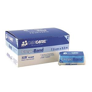 Cancare Crepeband 50mm x 5.5m