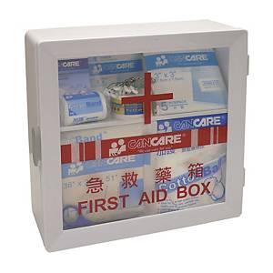 Cancare 加護 急救箱連所需急救用品 - 10-49人適用