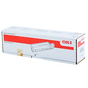 OKI 45807106 toner cartridge, zwart