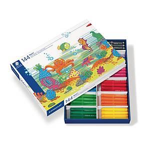 Staedtler Noris Club 340 Jumbo kleurstiften, assorti kleuren, per 96 stiften
