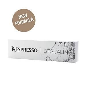NESPRESSO Entkalkungskonzentrat für CS200 Kaffeemaschinen - 4 Beutel