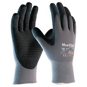Mechanics protective gloves ATG Endurance 34-844, type EN388 4131, s 11, 1 pair