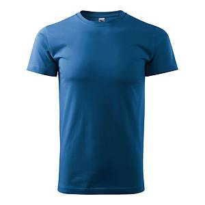 Koszulka MALFINI BASIC, lazurowa, rozmiar XL