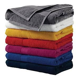 Ręczniki MALFINI, czerwony, 50x100 cm
