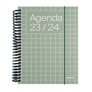 Agenda Additio universal - día página - castellano