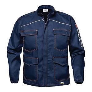 Bluza SIR SAFETY SYSTEM POLYTECH, niebieska, rozmiar 60
