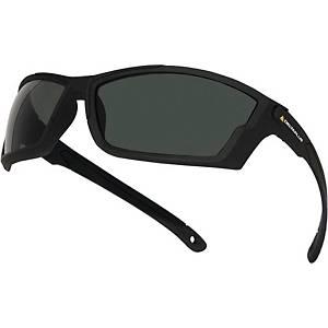Gafas de seguridad DELTAPLUS Kilauea de lente polarizada. Incluye cordón y funda