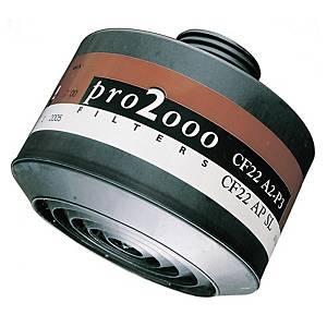 Scott pro2000 CF 22 A2-P3 yhdistelmäsuodatin