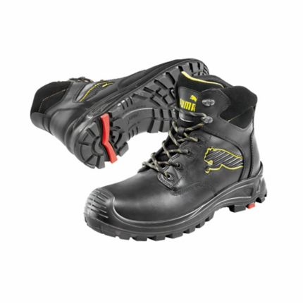 Chaussures Taille Haut De Mi S3hrosrc Puma Borneo 43 Sécurité SZSwXqr0