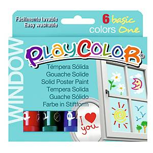 PK6 PLAYCOLOR ONE SOL TEMP WINDOW ASS