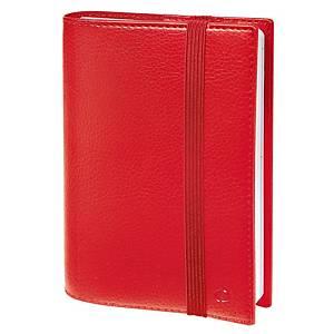 Agenda settimanale Quo Vadis Time&Life pocket rosso