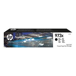 Cartuccia inkjet HP 973X L0S07AE 10000 pag nero