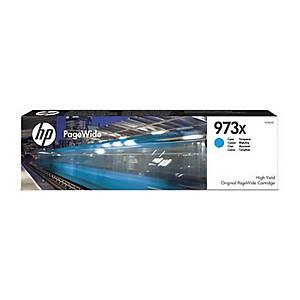 Cartuccia inchiostro HP n. 973X F6T81AE, 7000 pagine in ciano
