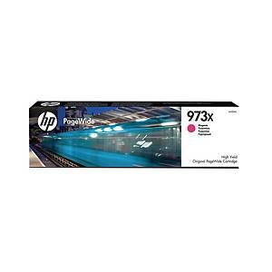 HP 973X F6T82AE mustesuihkupatruuna magenta