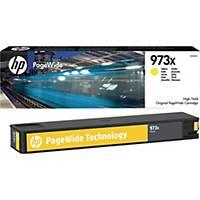 Tintenpatrone HP F6T83AE - 973X, Reichweite: 7.000 Seiten, gelb