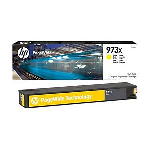 Cartuccia inkjet HP F6T83AE N.973X 7000 pag giallo