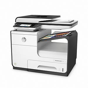 Imprimante jet d'encre HP PageWide Pro 477dw 4-en-1