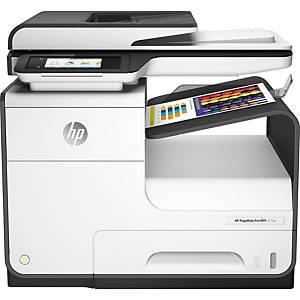 InkJet Drucker HP Pagewide Pro 477DW, Blattformat A4, Tintenstrahl farbig