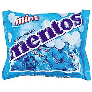 MENTOS MINT CANDY PACK OF 100