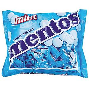 MENTOS ลูกอมรสมิ้นท์ 100 เม็ด/ถุง