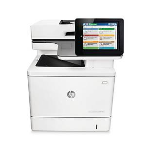 HP Colour Laserjet Enterprise  M577DN (B5L46A) A4 Multifunction Printer