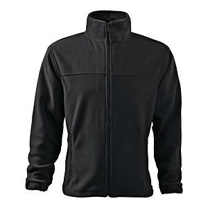 ADLER FLEECE 501 JACKET L BLK
