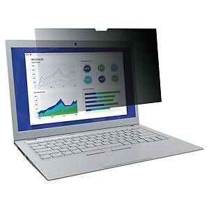 Bildschirmfilter 3M PF140W9E, für Notebooks, 14  Widescreen