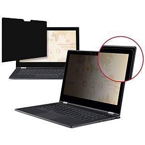 3M PF140W9E tietoturvasuoja reunasta reunaan 14  musta