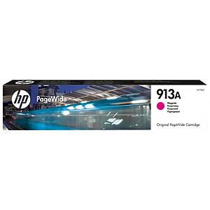 HP 913A F6T78AE mustesuihkupatruuna magenta