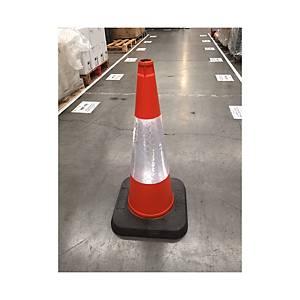 Cone Traffic 750mm C/W Sleeve