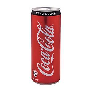 코카콜라 제로 (250㎖ x 30입)