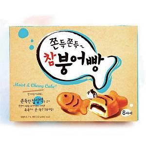오리온 참붕어빵 12입 348g