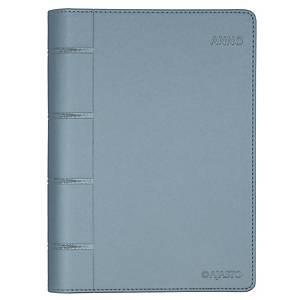 Ajasto Anno pöytäkalenteri 2021 A5 sininen
