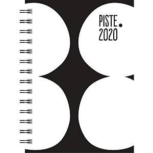 Ajasto Piste pöytäkalenteri 2020 130 x 185 mm
