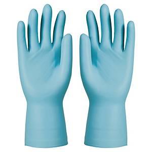 KCL Dermatril 743 nitril wegwerphandschoenen, maat 11, 50 stuks