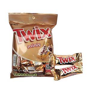 TWIX MINI CHOCOLATE 90G