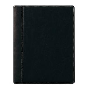 Brepols Timing 136 desk diary Optivision NL cover black
