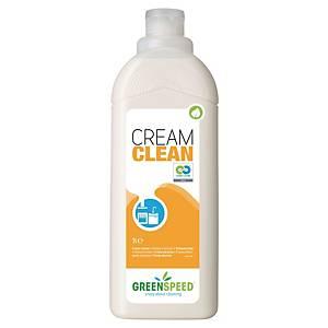 Crème à récurer Greenspeed, la bouteille d'1 litre