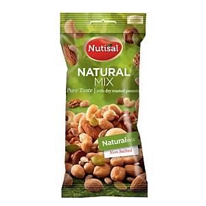 Nutisal Natural pähkinäsekoitus60g, 1 kpl=14 pussia