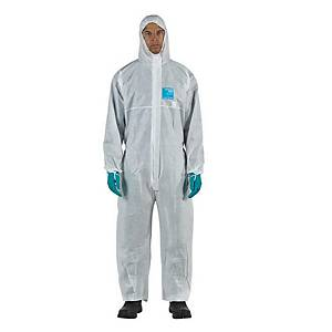 AlphaTec® 1500 Plus Coverall XX-Large White