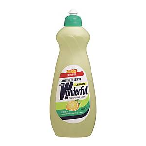 Wonderful Lemon Detergent 1000ml