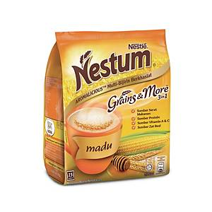 Nestum 3 in 1 Honey Cereal Drink 28g - Pack of 15