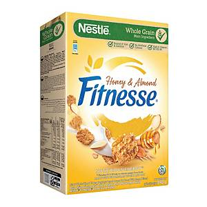 Nestle Fitnesse Honey Almond Cereal 390g