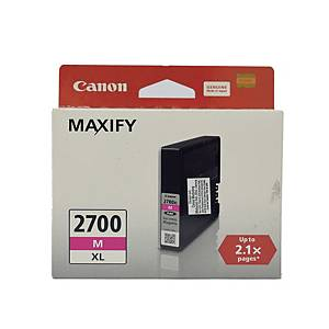 CANON PGI-2700XL INK CARTRIDGE - MAGENTA
