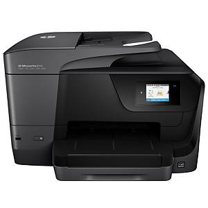 HP D9L18A OJ PRO 8710 M/FUNTION PRT