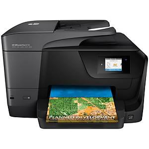 Multifunções jato de tinta HP OfficeJet Pro 8710 - cor - com Wi-Fi