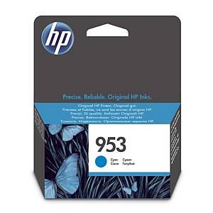 Blækpatron HP 953 F6U12AE, 700 sider, cyan