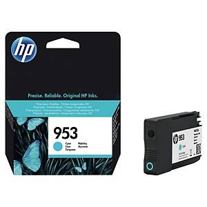 Cartouche d encre HP 953 - F6U12AE - cyan